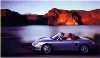 Porsche Boxster Poster, 1997