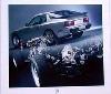 Porsche 924 Turbo Poster, 1986