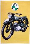 Puch Motorrad Reprint