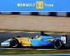 Renault Original 2004 F1 Team
