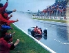 Champion Michael Schumacher Barcelona 1996