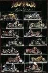 Us-import Harley Davidson Motorcycles Motorrad
