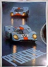 Us-import Gulf Porsche 917s At