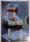 Us-import Gulf Porsche 917s Auf
