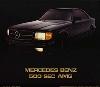 Us-import Mercedes 500 Amg