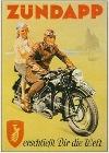 Zündapp Db 500 Motorrad Zuendapp - Poster