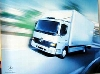 Mercedes-benz Original Pressfoto Actros Trucks