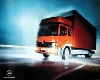 Mercedes-benz Original Pressfoto Actros Trucks