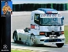 Mercedes-benz Original Race Truck Ellen