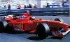 Michael Schumacher Ferrari Foto Rainer