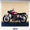 Moto Guzzi V7 Poster