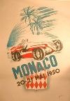 Monaco Grand Prix 1950 Rennen