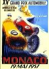 Monaco Grand Prix 1957 Automobil