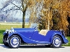 Oldtimer 1936 Morgan 4/4
