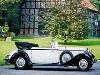 Oldtimer 1938 Horch 780 Cabriolet
