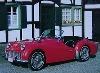 Oldtimer 1998 Triumph Tr 3