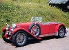 Oldtimer Alvis Speed 20 Tourer