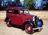 "Oldtimer Fiat 508 ""balilla"" Limousine"