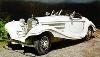 Oldtimer Mercedes-benz 1999 Roadster 1938
