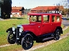 Oldtimer Benz 16/50 Ps Limousine