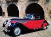 Oldtimer Bmw 327/28 Cabriolet 1939
