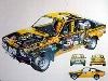 Opel Kadett Gt/e Cutaway