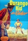 Original 50/60er Jahre Filmplakat Durango