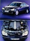 Original Daimlerchrysler Pressefoto Mercedes-benz C