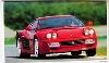 Original Ferrari-agip 1994 Ferrrai Testarossa