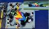 Original Ford 1990 Benetton Formula