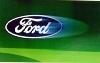 Original Ford 1990 Emblem