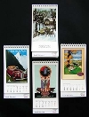Original Internationaler Audi-postkarten-kalender 2003 13