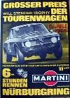 Original Nurburgring Grosser Preis Tourenwagen