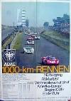 Original Race 1967 Adac-1000 Km-rennen