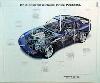 Porsche 968 Cutaway