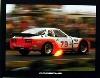 Porsche 924 Carrera Gt Le Mans Poster, 1984