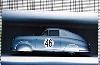 Porsche 356 Aluminium Coupé Le Mans 1951. Poster 2000