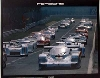 24 Stunden Le Mans 1982 , Rothmans-porsche 956 - Poster