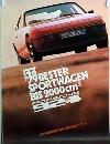 Porsche 924 77-78-79- Bester Sportwagen