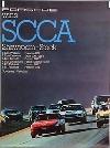 Porsche Original Rennplakat 1980 - Porsche 924 Gewinnt Scca - Leichte Gebrauchsspuren