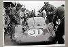 1000 Km Am Nürburgring 1965. Nino Vaccarella Im Ferrari Dino 166 P.