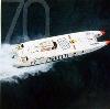 Team N. Ferretti / L. Ferrari Off-shore-boot. 70 Jahre Agip Poster, 1996