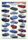 American Cars Fifties Pontiac Cadillac