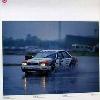 Audi Original Poster 1991. Audi Quattro Sport