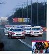 Audi Original Poster 1992. Audi Quattro Motorsport