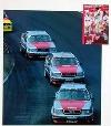 Audi Original Poster 1993. Audi Quattro Motorsport
