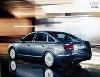 Audi Original Plakat A6
