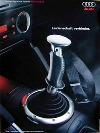 Audi Original Plakat Leidenschaft Verbindet