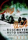 Auto Union Audi Bernd Rosemeyer