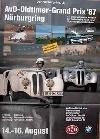 Avd Oldtimer Grand Prix 1987 Poster
